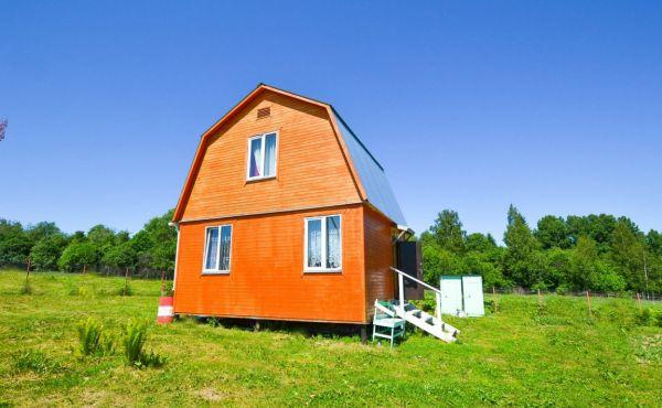 Жилой дом в деревне Вишенки Шаховского района (прописка)